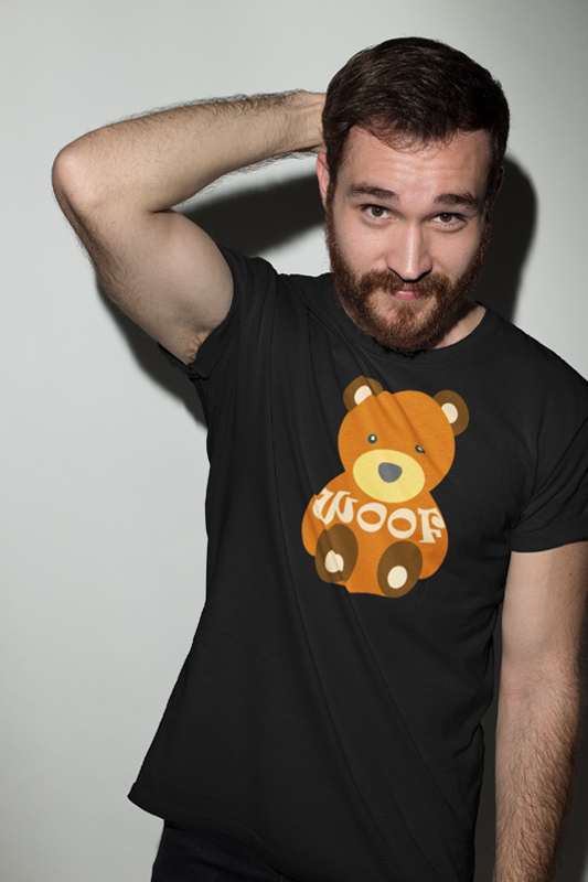 The Woof Bear Gay Bear T-Shirt