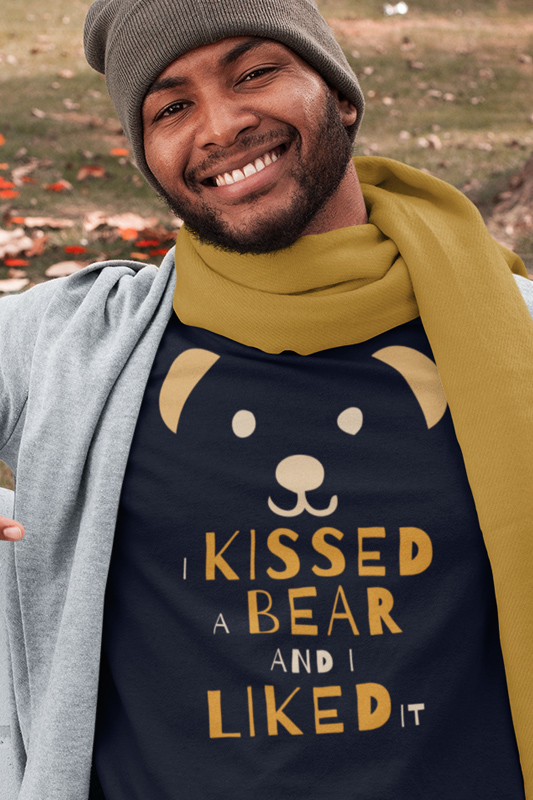 I kissed a Bear and i liked it  - Bear Gay Bear T-Shirt